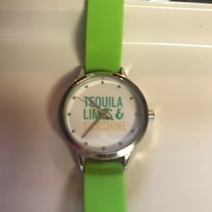 Accessories - Watch - Tequila, Limes and Sunshine